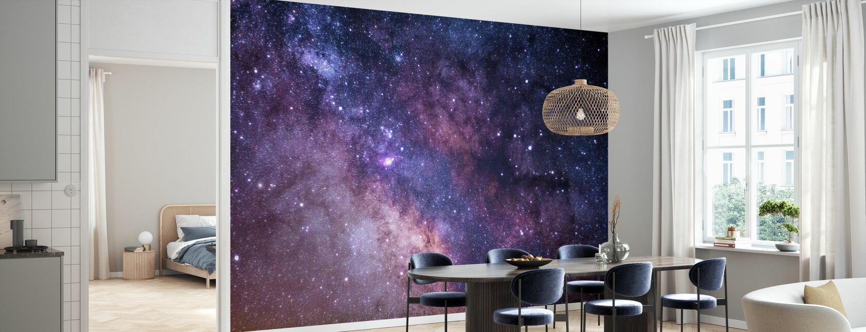 Galaxy - Wallpaper - Kitchen