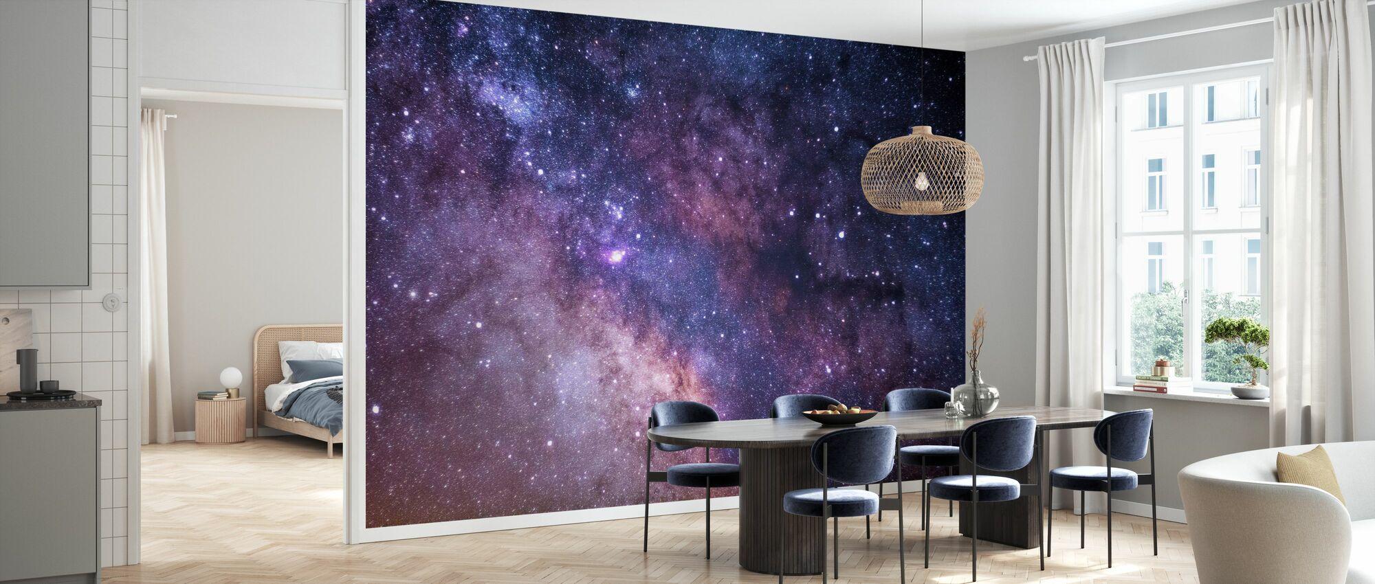 Galaxen - Tapet - Kök