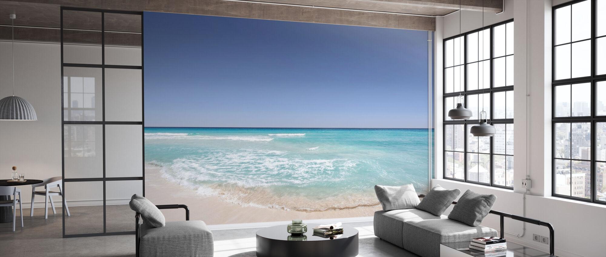 Beach Shore - Wallpaper - Office