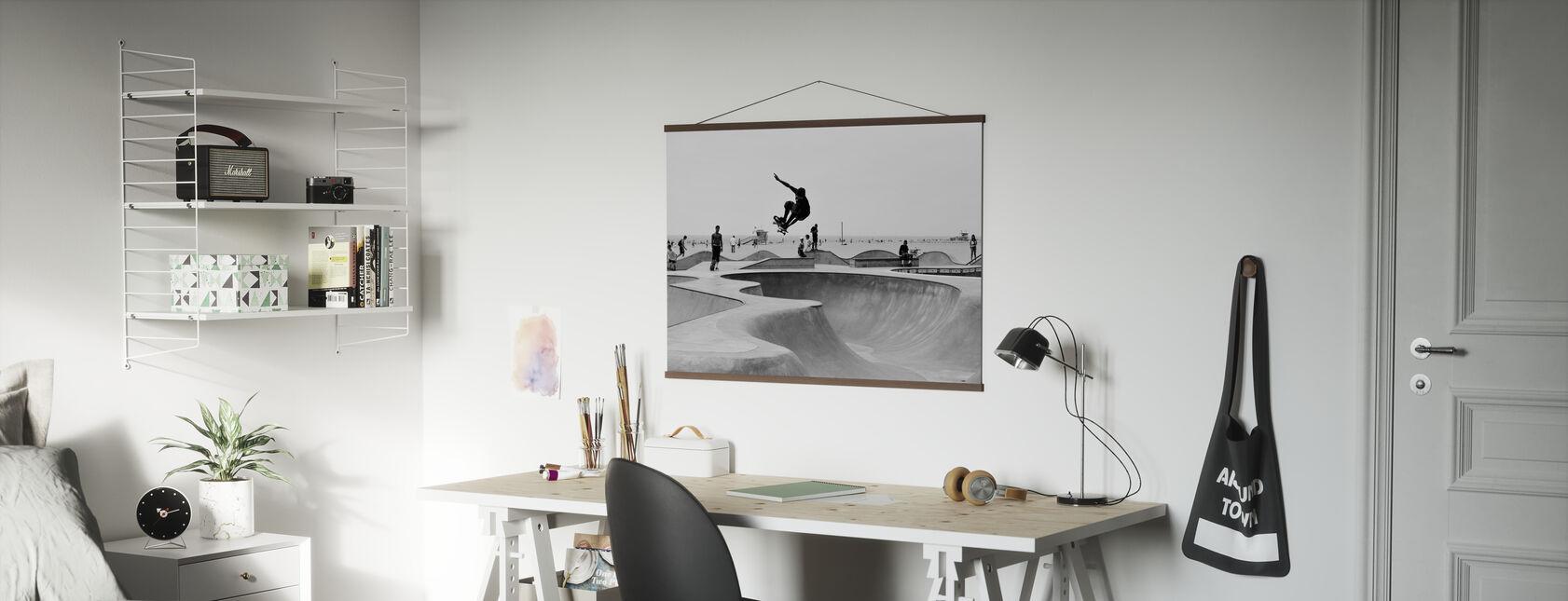 Skate Park - Poster - Office