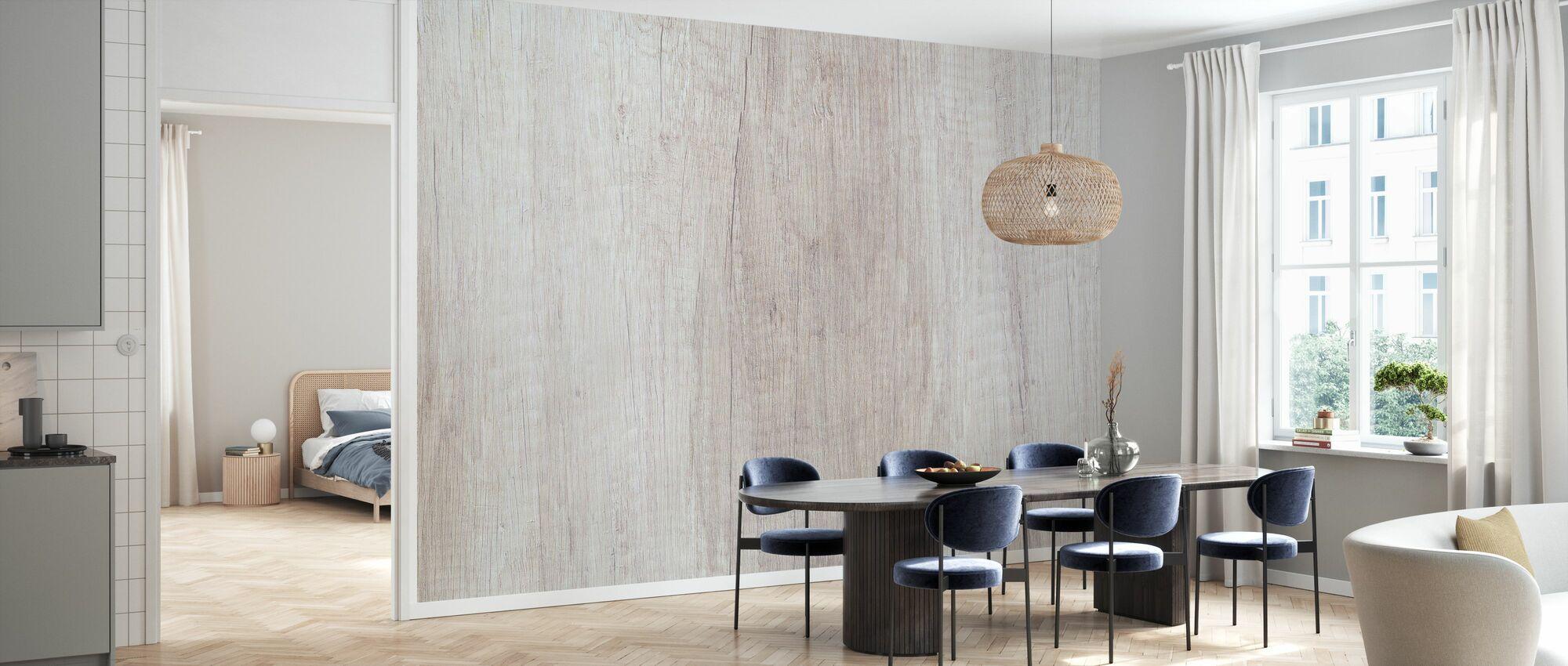 Rustikt træ - Tapet - Køkken