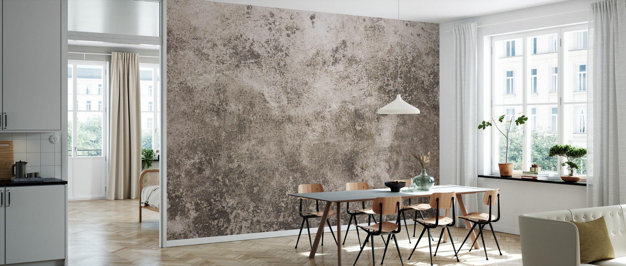 Textured Brixton Wall - Wallpaper - Kitchen