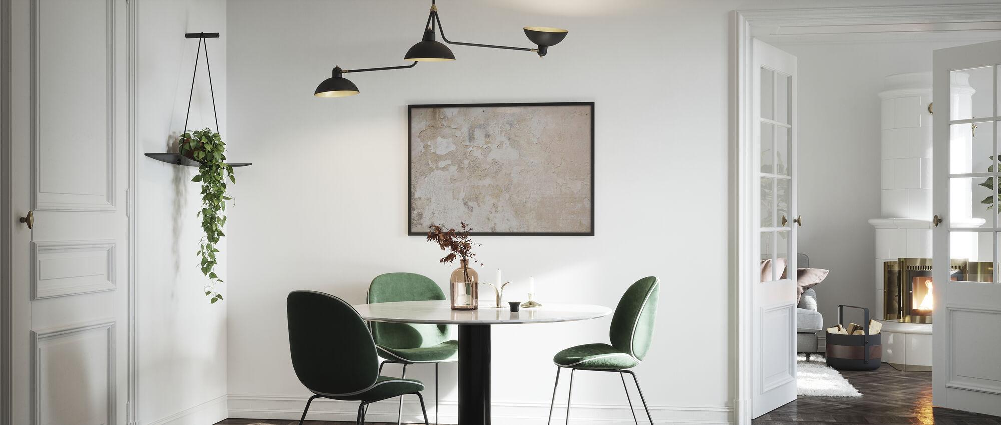 Light Street Wall - Poster - Kitchen