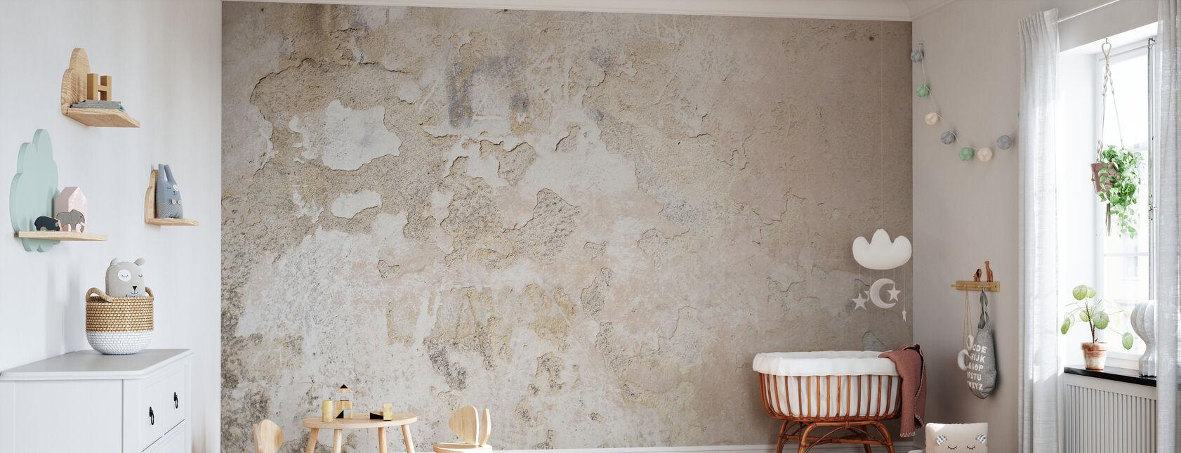 Light Street Wall - Wallpaper - Nursery