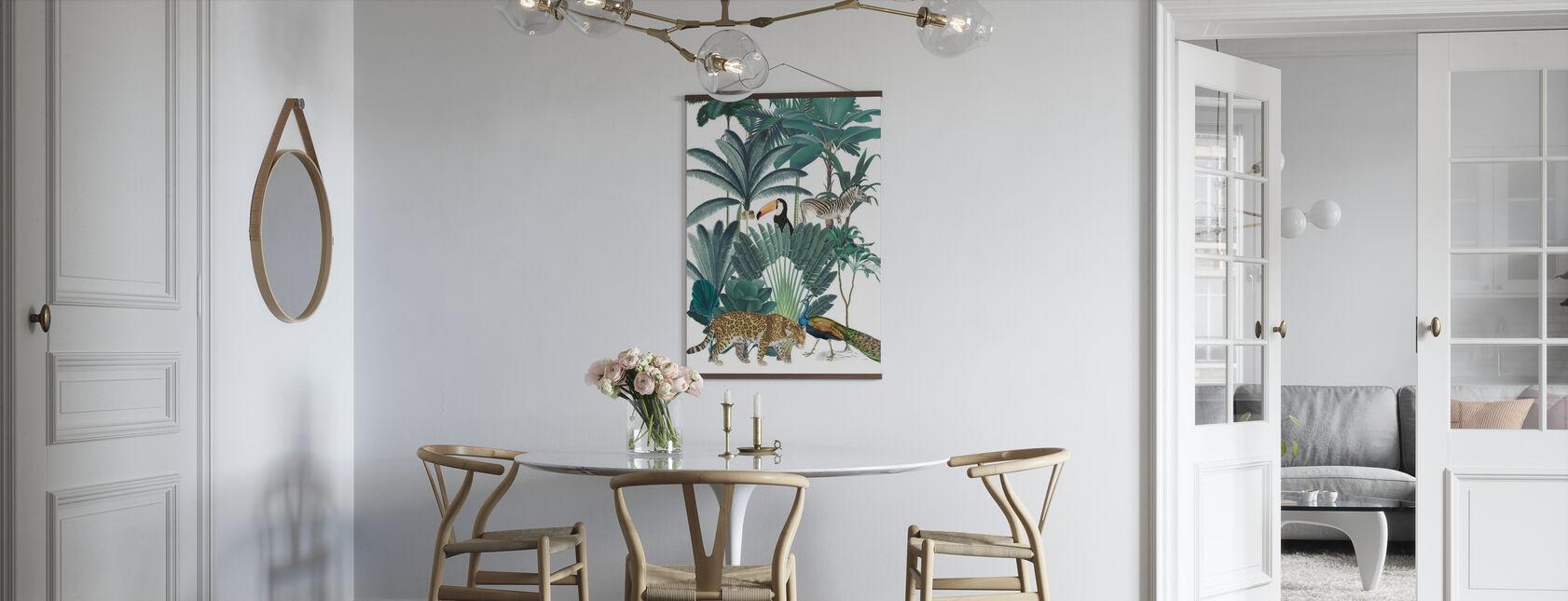 Koninklijke Palmen - Poster - Keuken