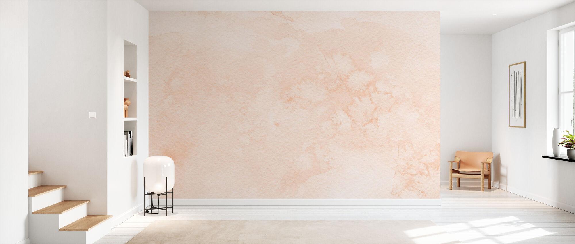 Watercolor Minimalism I - Wallpaper - Hallway