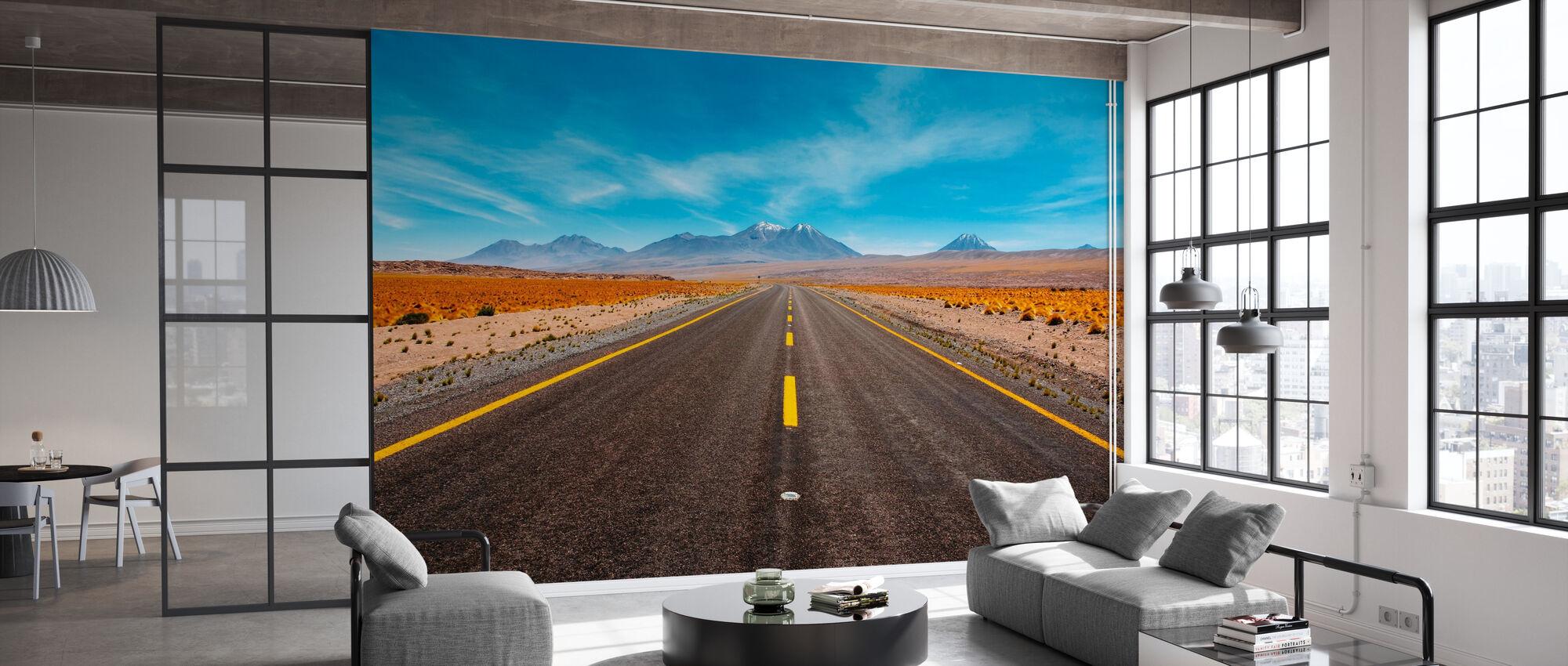 Desert Highway - Tapet - Kontor