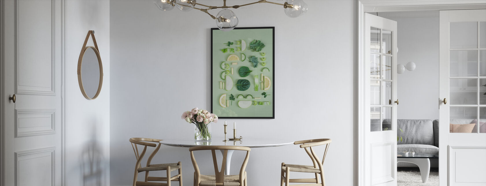 Fruits and Vegetables - Poster - Kitchen