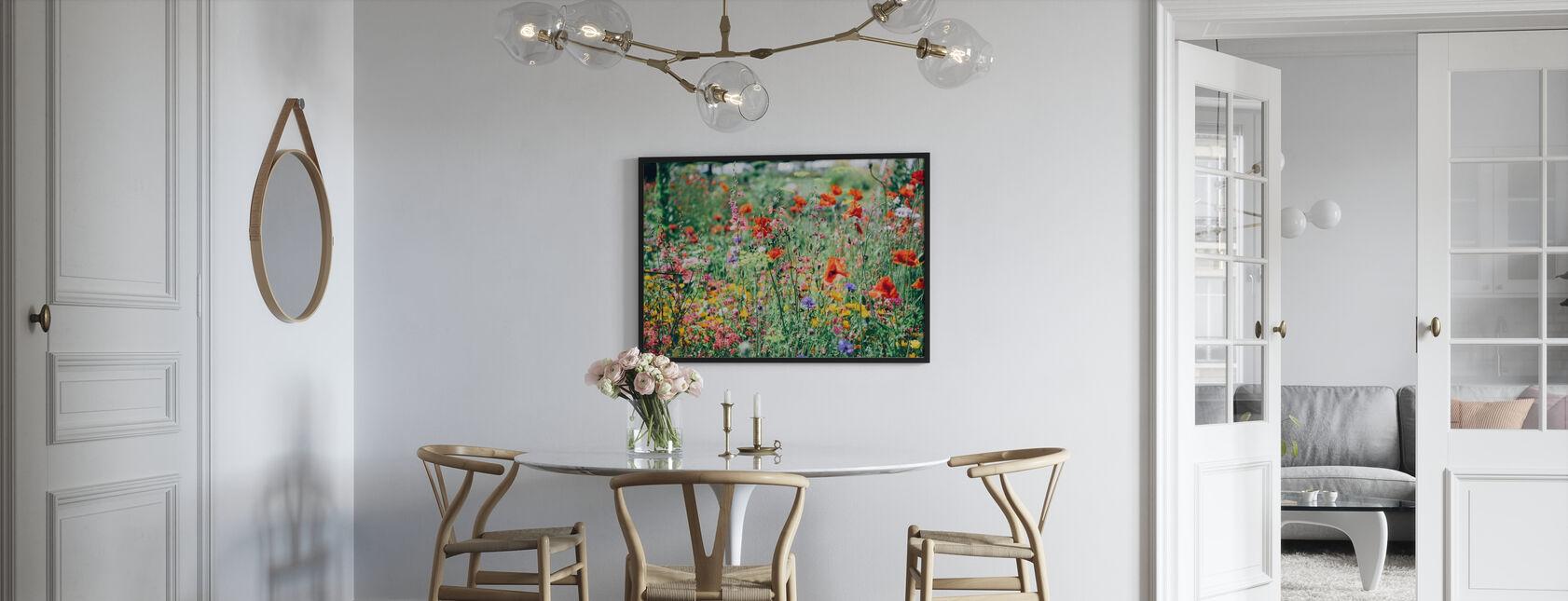 Vakker Wildflower - Plakat - Kjøkken