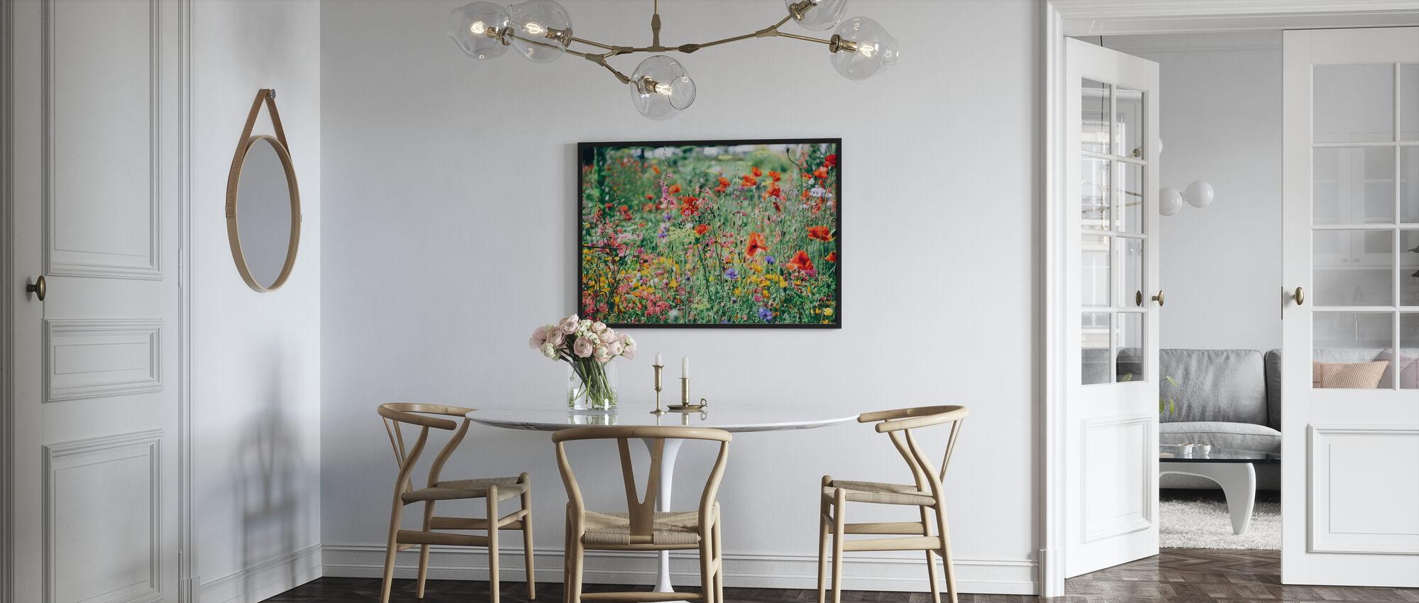 Vacker Wildflower - Poster - Kök