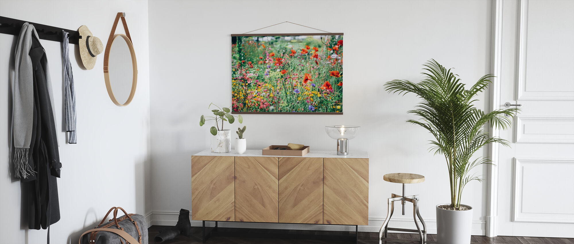 Beautiful Wildflower - Poster - Hallway