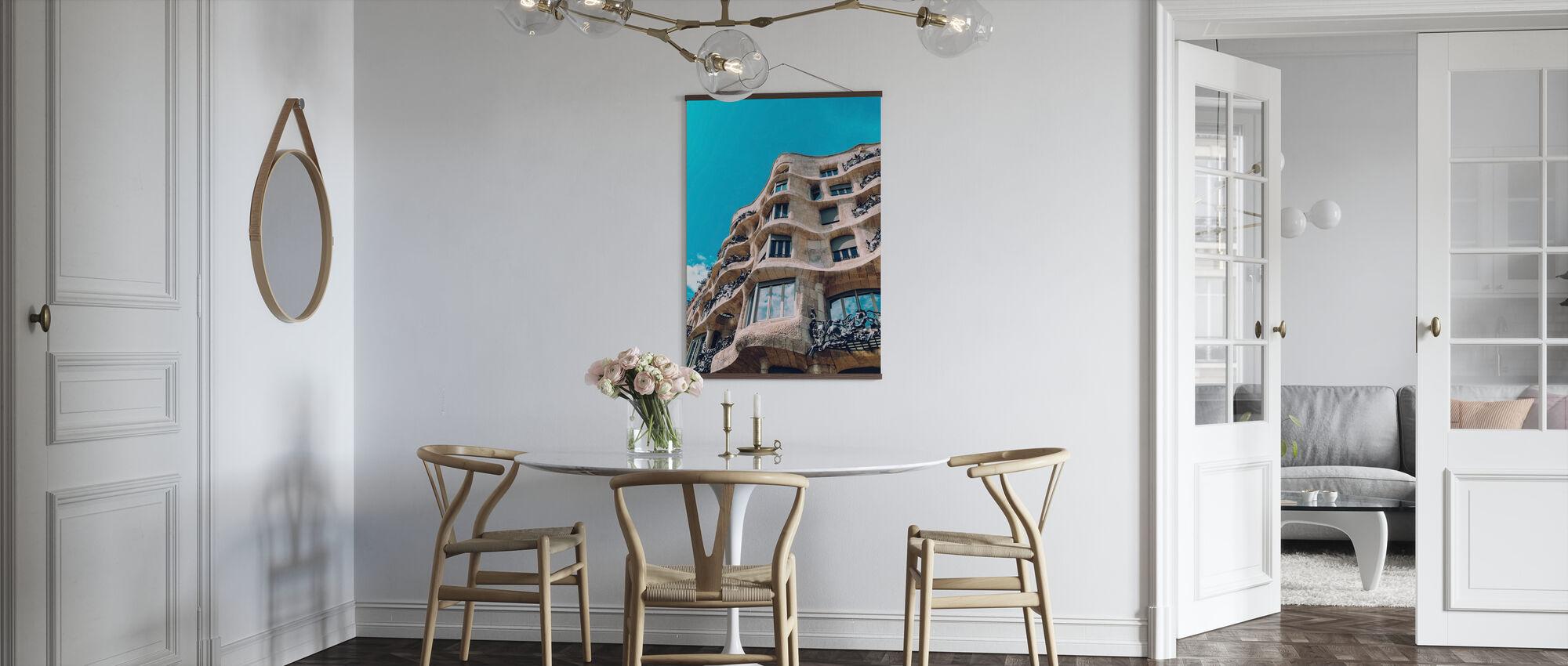 Casa Mila Building - Poster - Kitchen