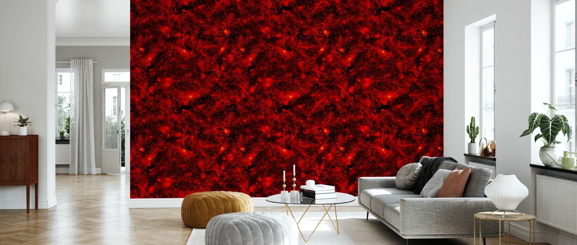 Hell Gate - Wallpaper - Living Room