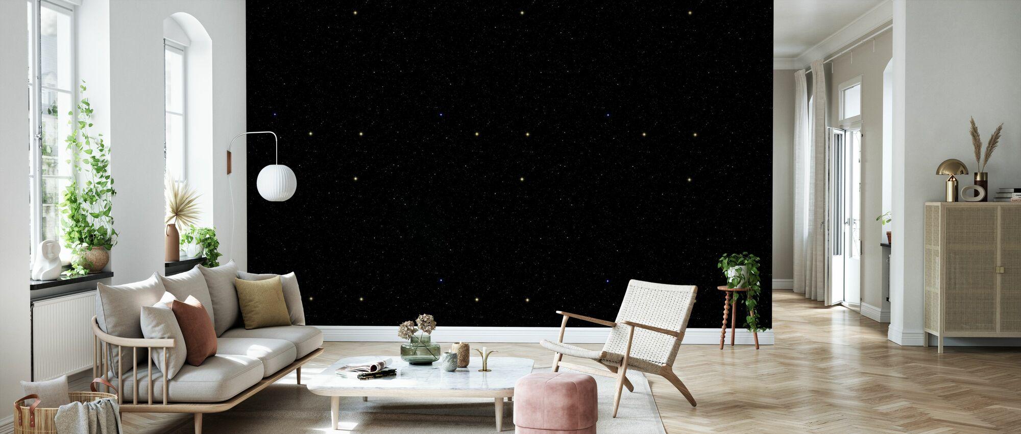 Sky Patch - Wallpaper - Living Room
