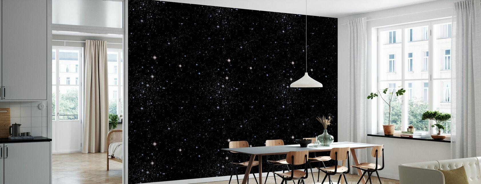 Star Night - Wallpaper - Kitchen