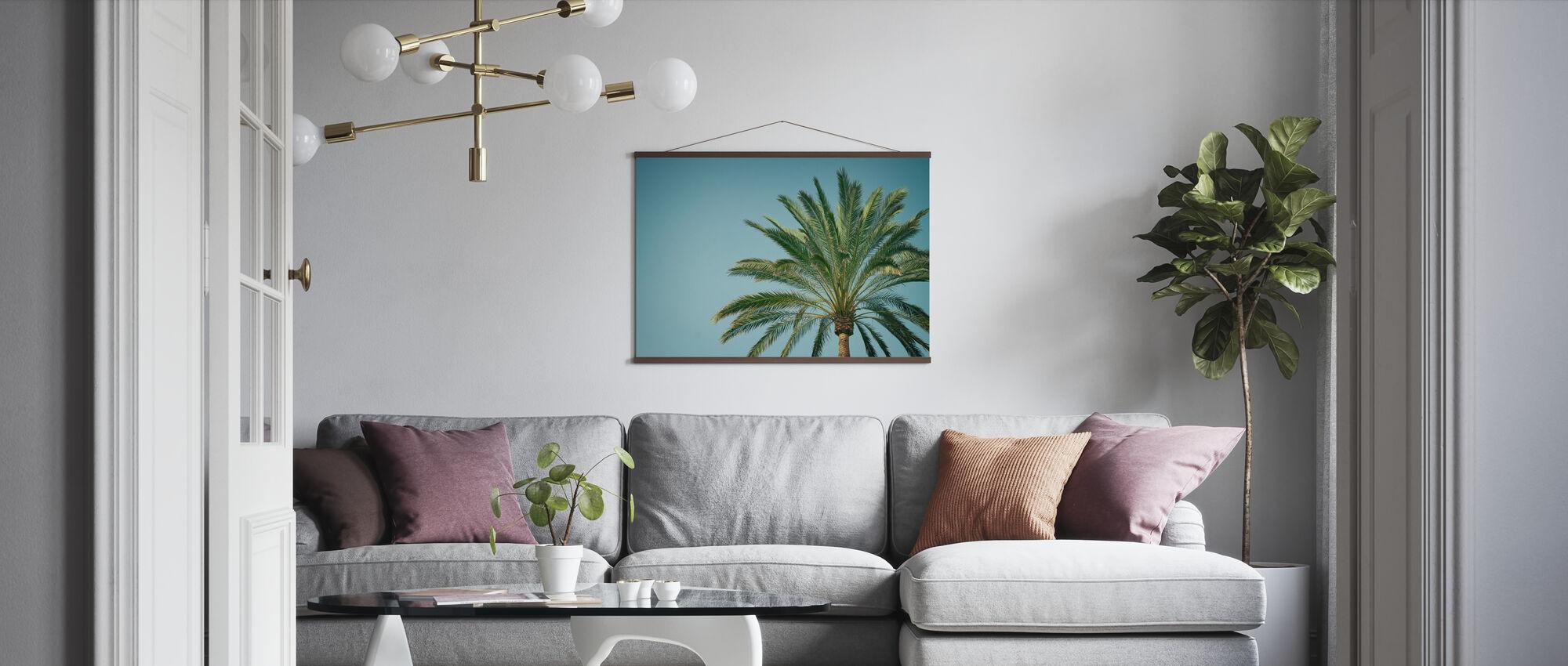 Sunny Hawaii - Poster - Wohnzimmer