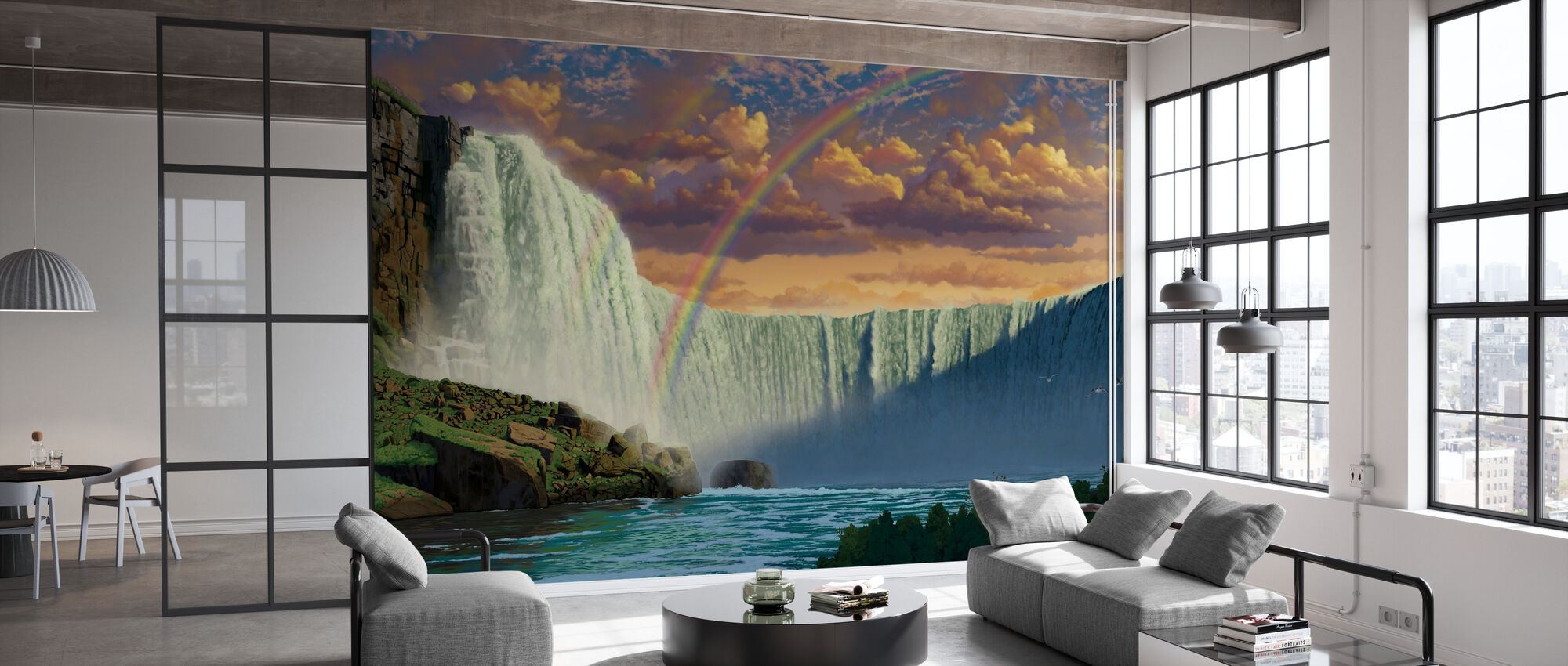 Niagara Falls - Wallpaper - Office