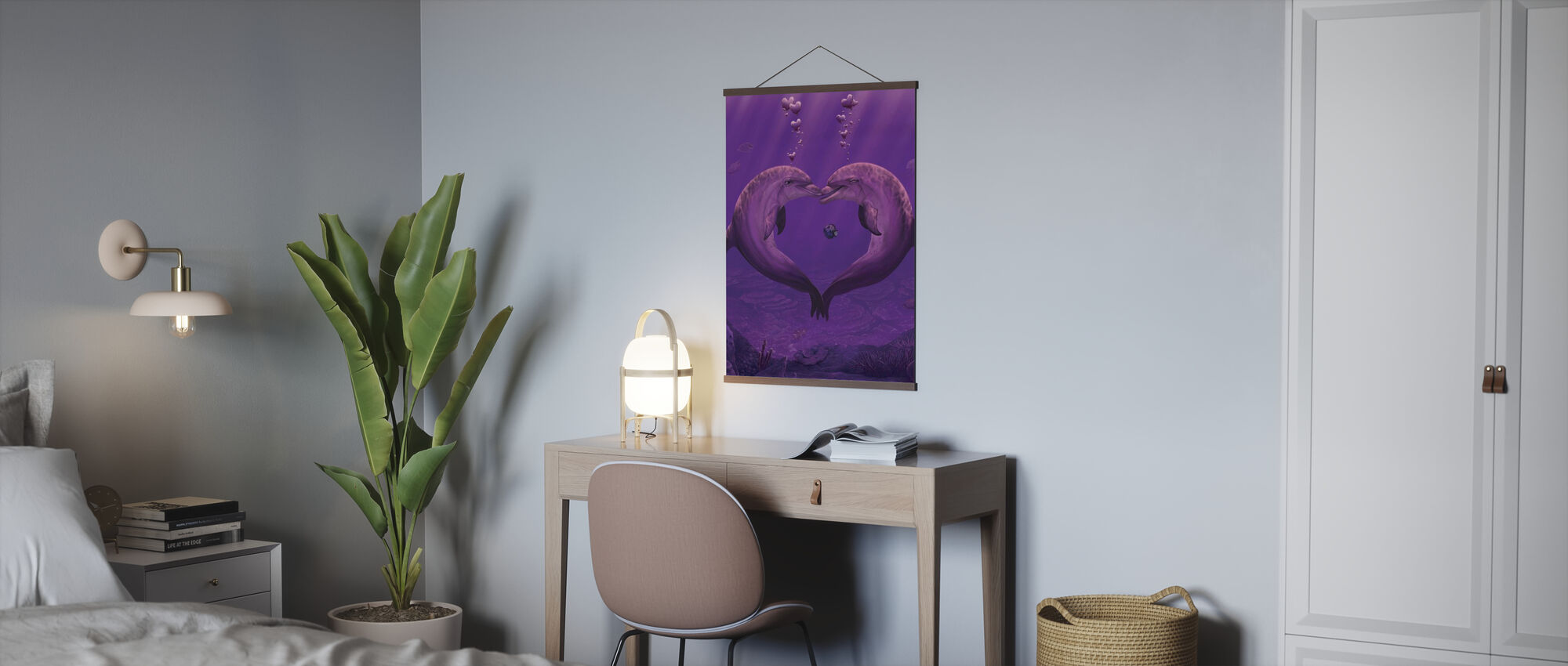 Sea of Hearts - Poster - Office