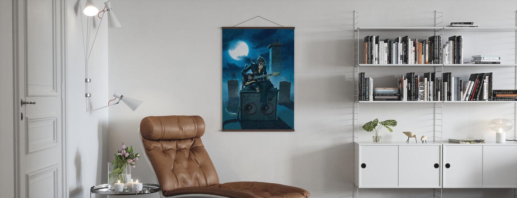 Tribut - Poster - Wohnzimmer