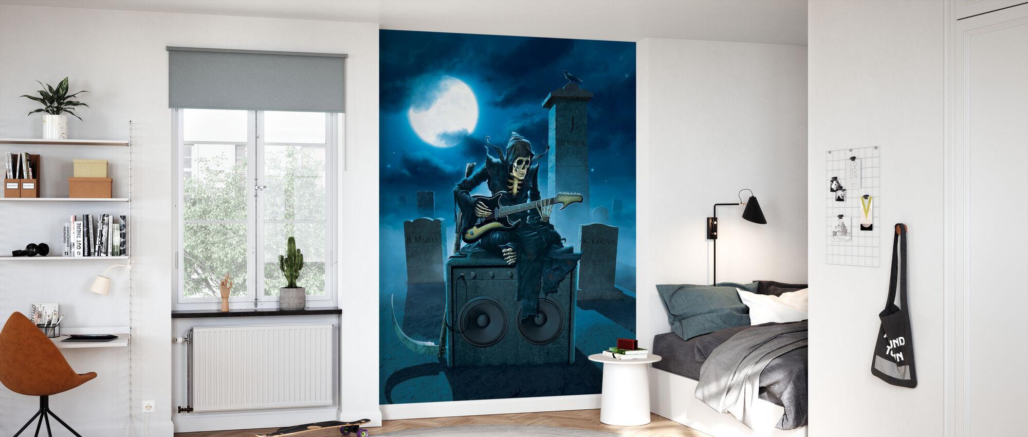 Tribute - Wallpaper - Kids Room