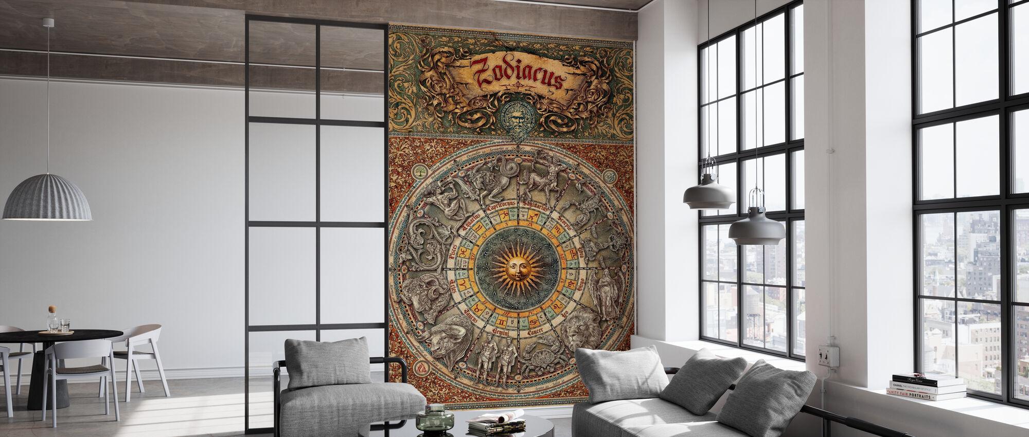 Zodiac - Wallpaper - Office