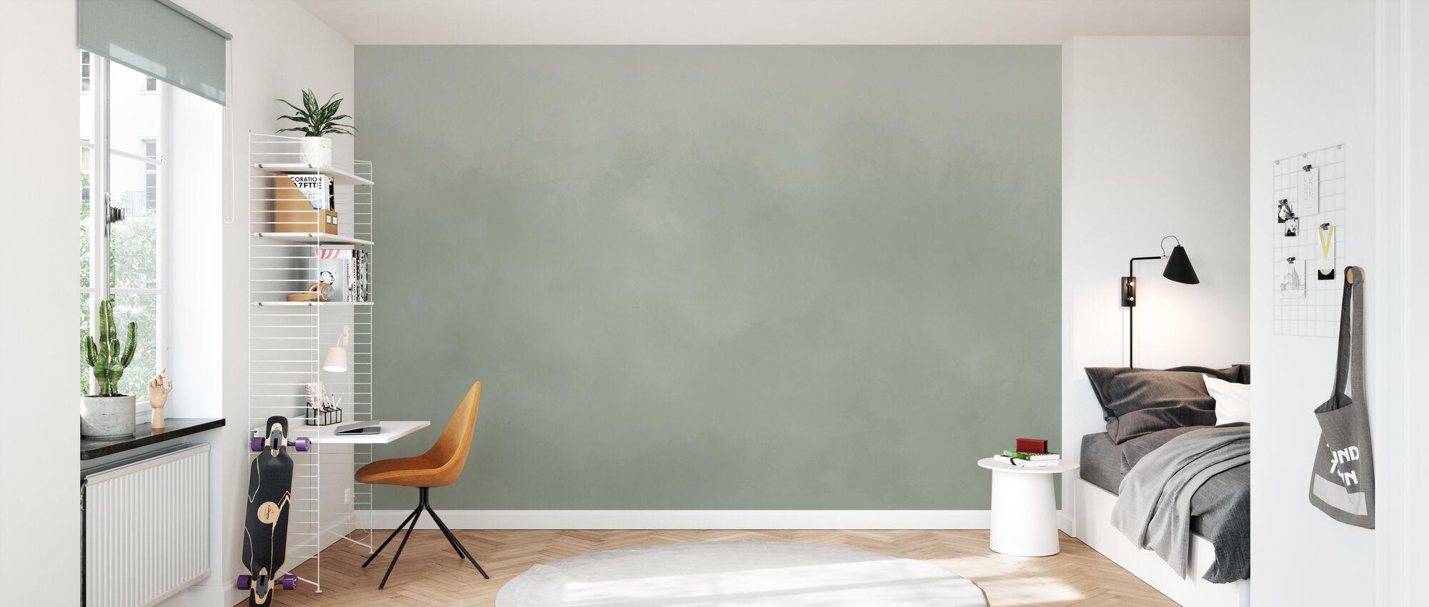 Air - Forêt printanière - Papier peint - Chambre des enfants