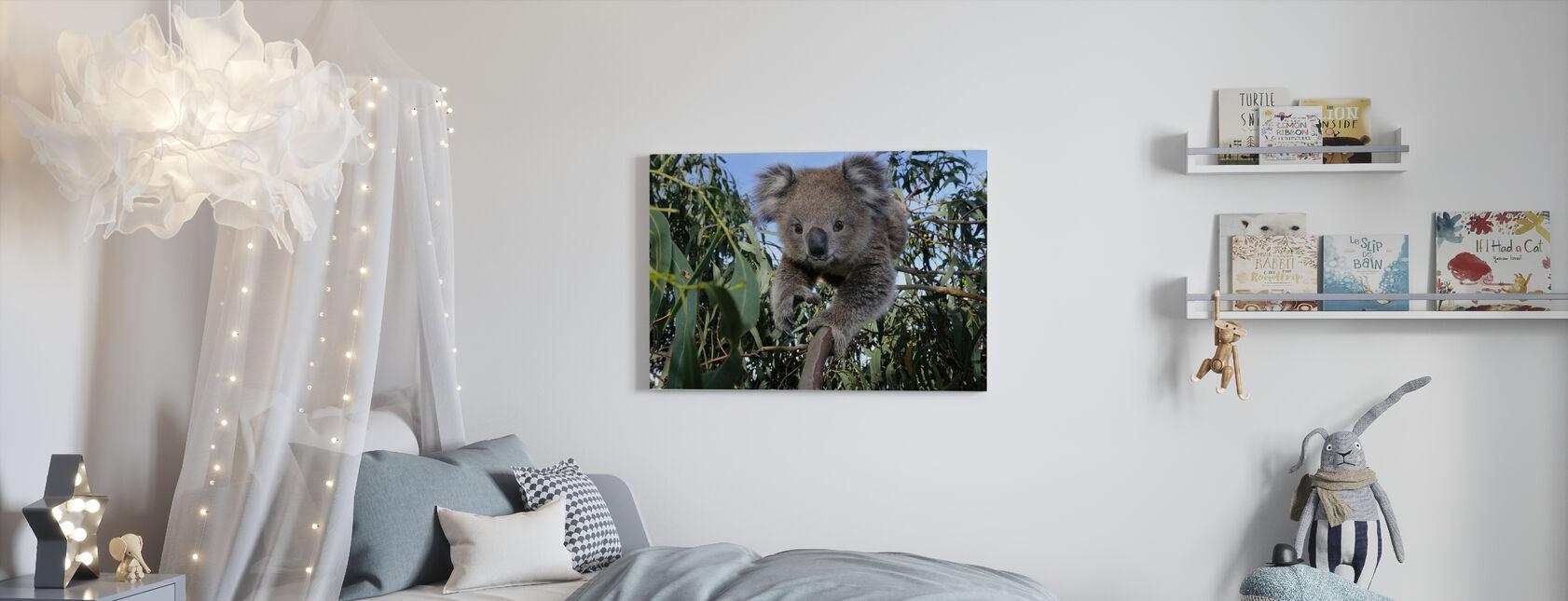 Koala - Canvas print - Kinderkamer