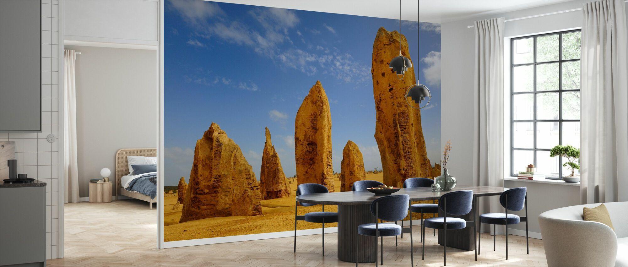 Kalksteinformasjoner II - Tapet - Kjøkken