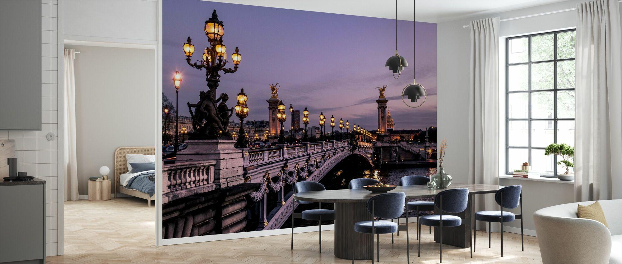 Bridge - Wallpaper - Kitchen