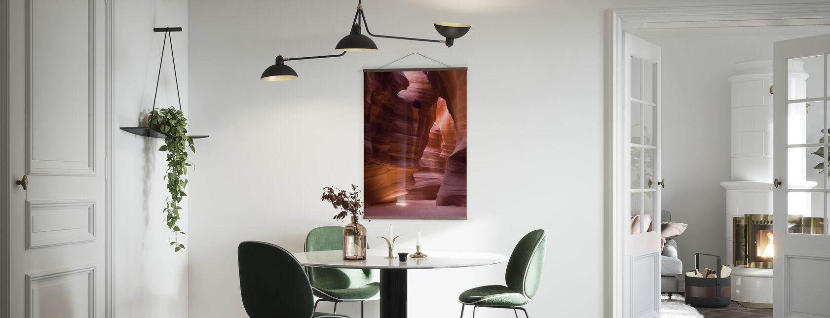 Antilope Canyon - Plakat - Køkken