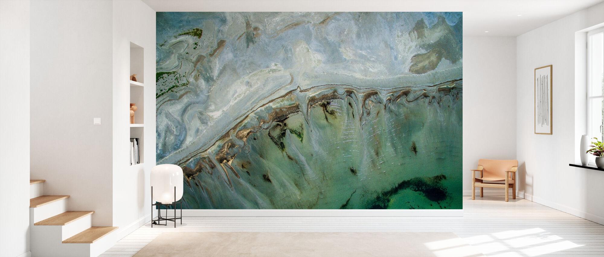 Great Salt Lake - Wallpaper - Hallway