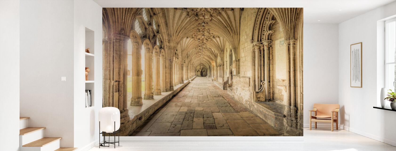 Canterburyn katedraali - Tapetti - Aula