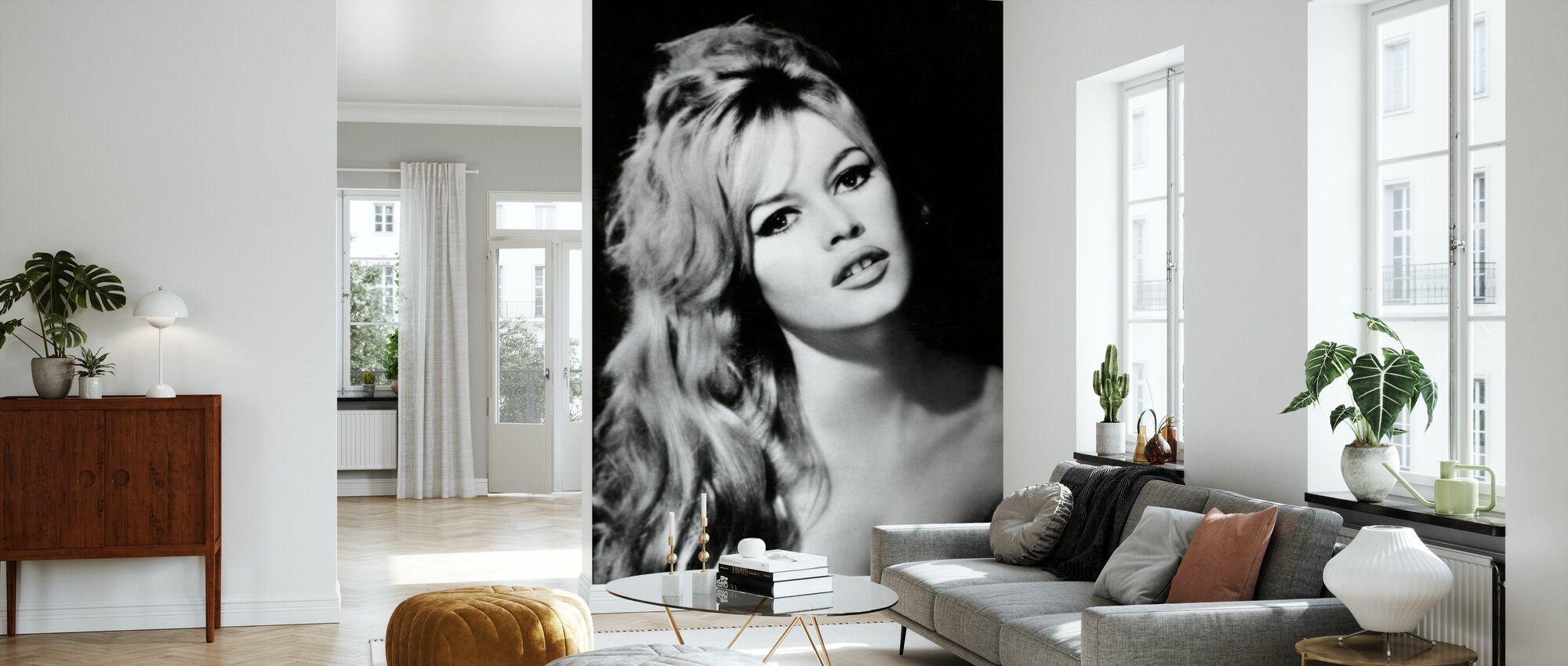 Brigitte Bardot in Contempt - Wallpaper - Living Room