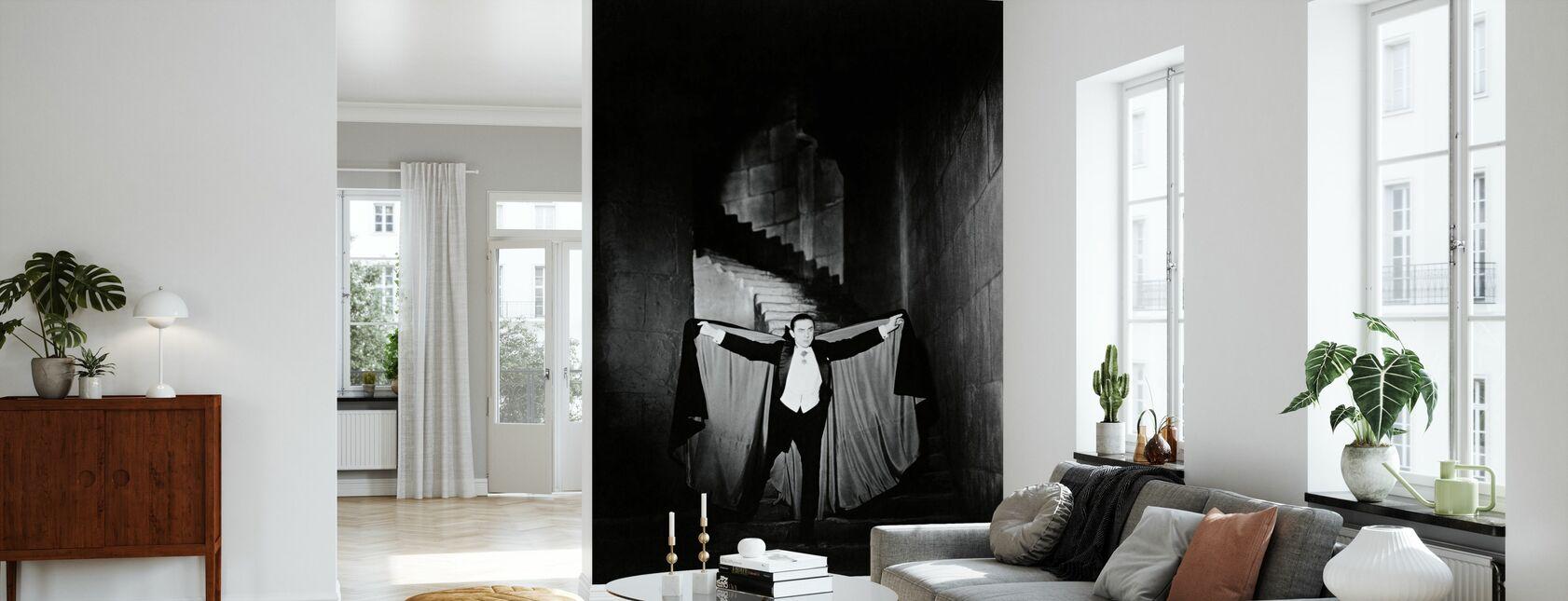 Bela Lugosi i Dracula - Tapet - Vardagsrum
