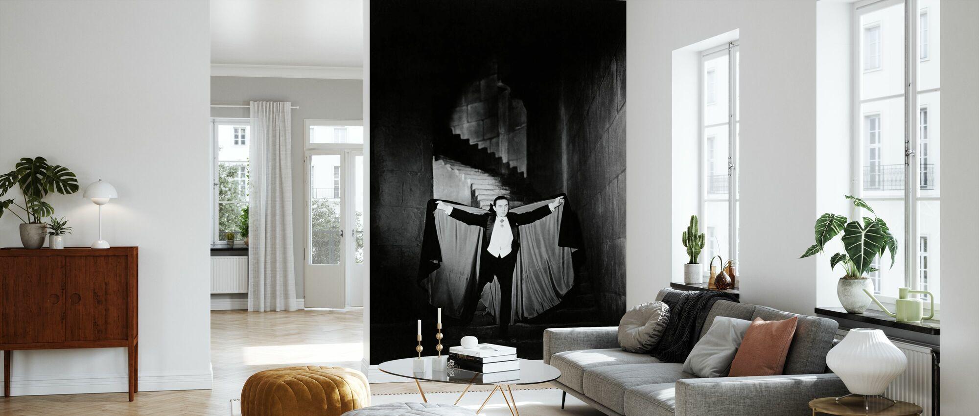Bela Lugosi in Dracula - Wallpaper - Living Room