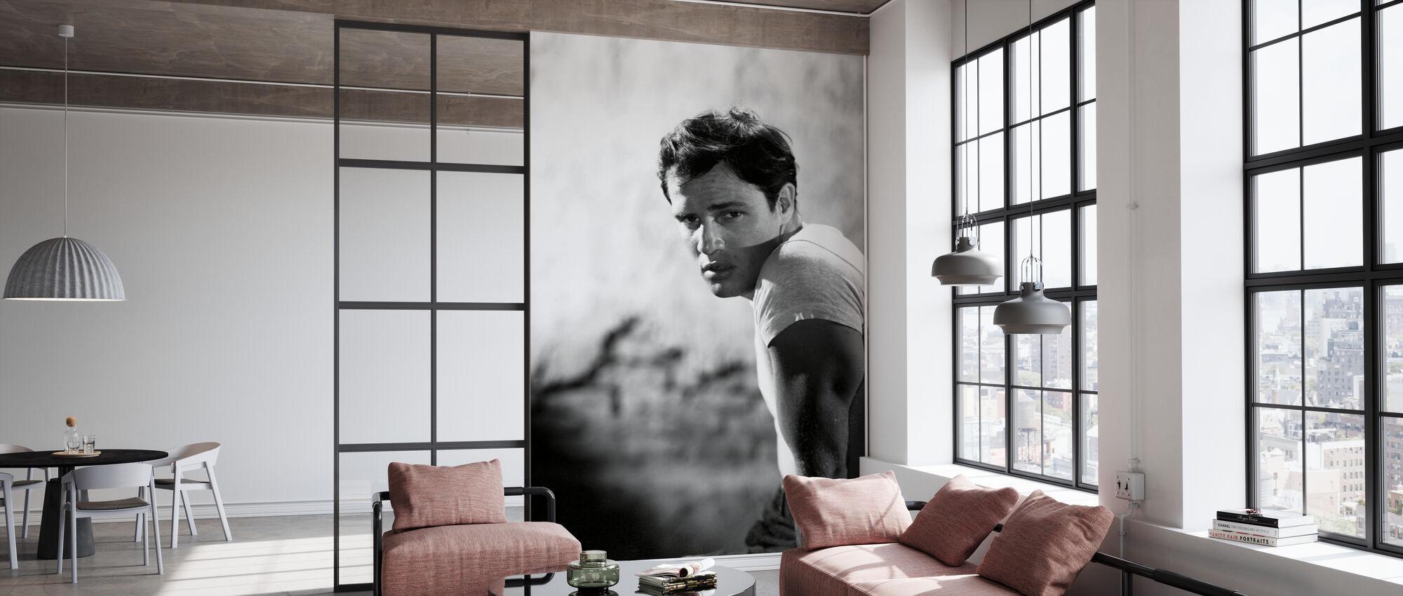 Marlon Brando in a Streetcar Named Desire - Wallpaper - Office