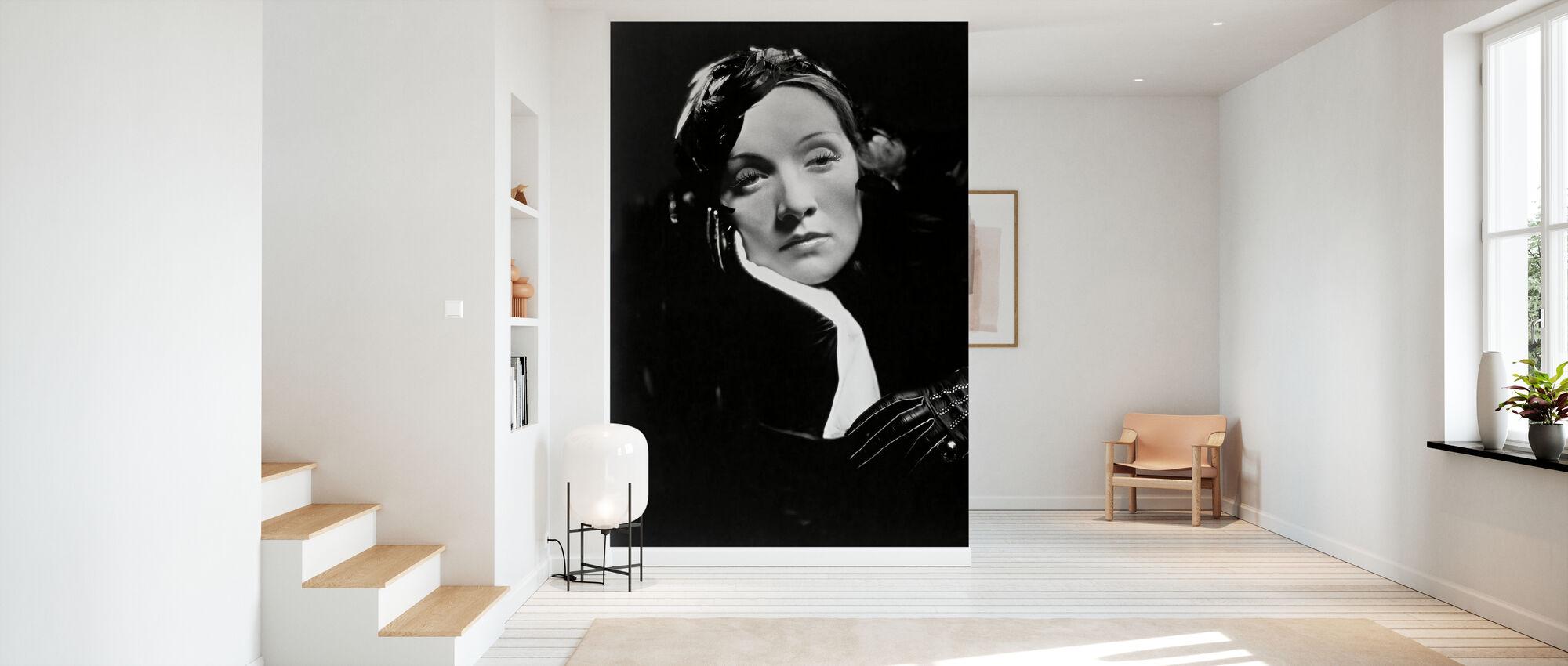 Marlene Dietrich i Shanghai Express - Tapet - Gang