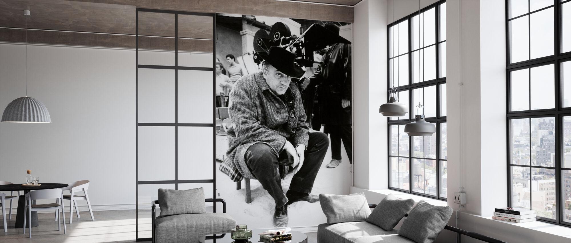 Federico Fellini - Tapet - Kontor