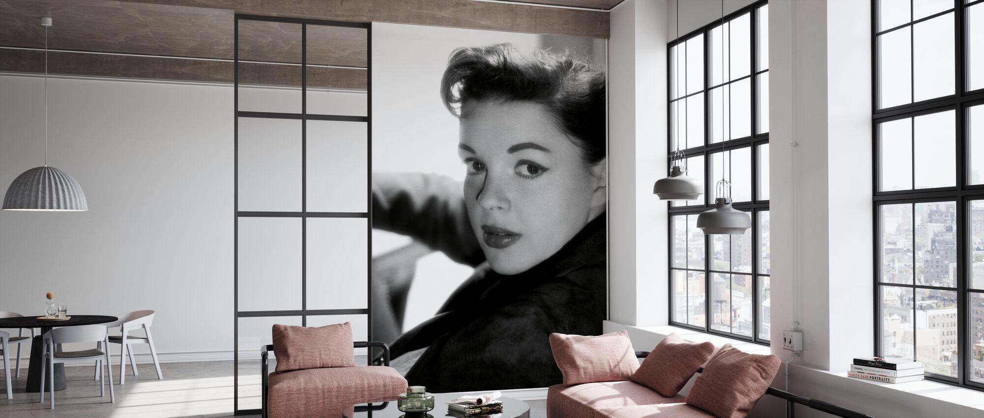 Judy Garland - Tapet - Kontor