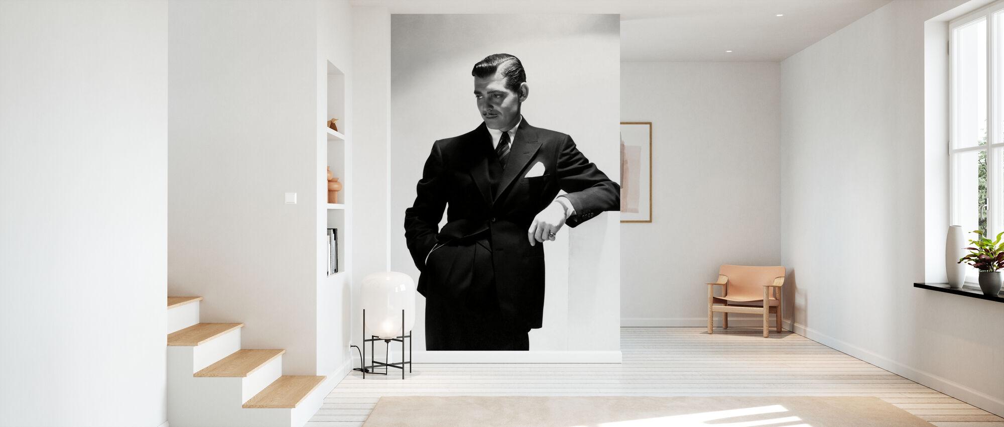 Clark Gable - Tapet - Gang