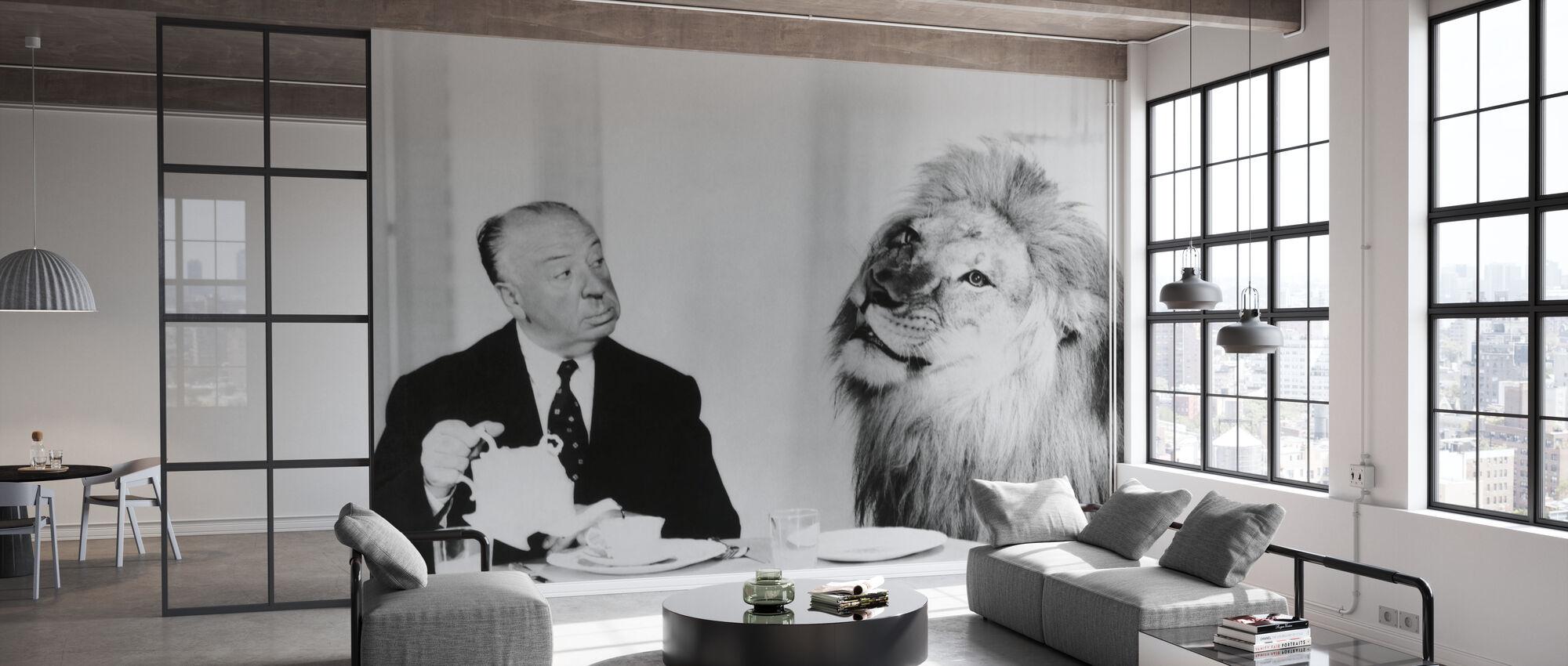 Alfred Hitchcockin - Tapetti - Toimisto
