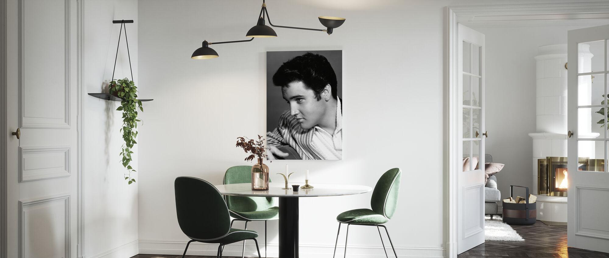 Elvis Presley - Leinwandbild - Küchen