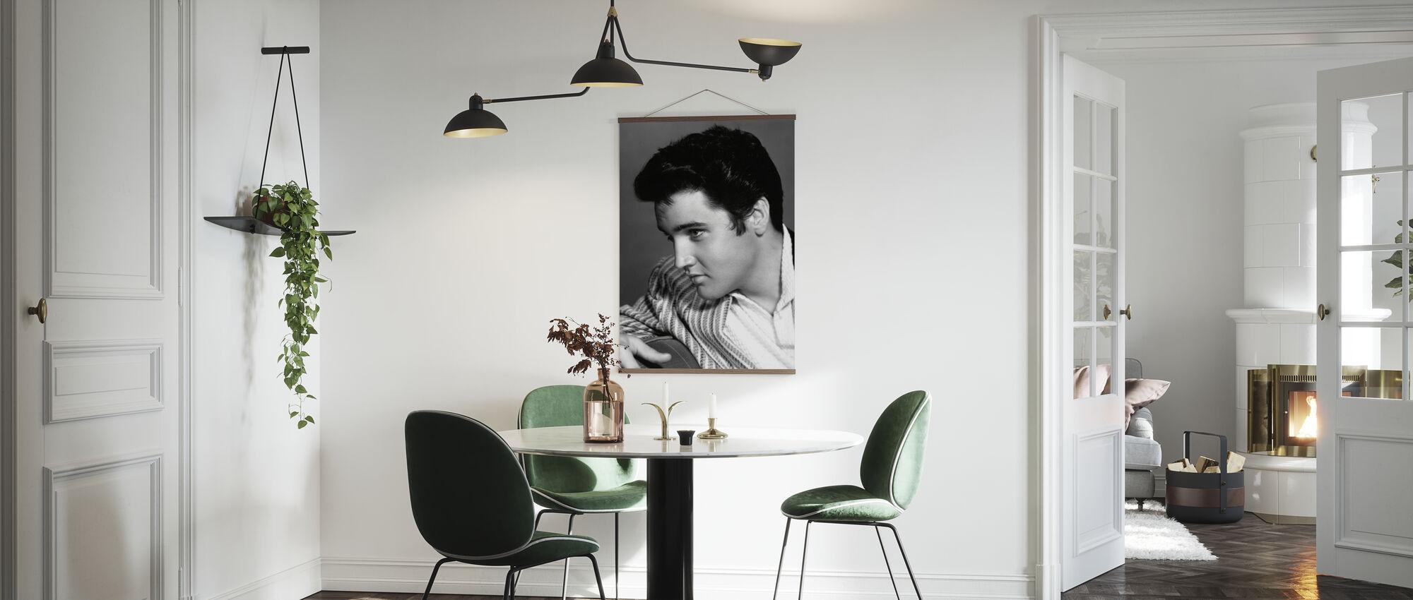 Elvis Presley - Poster - Kitchen