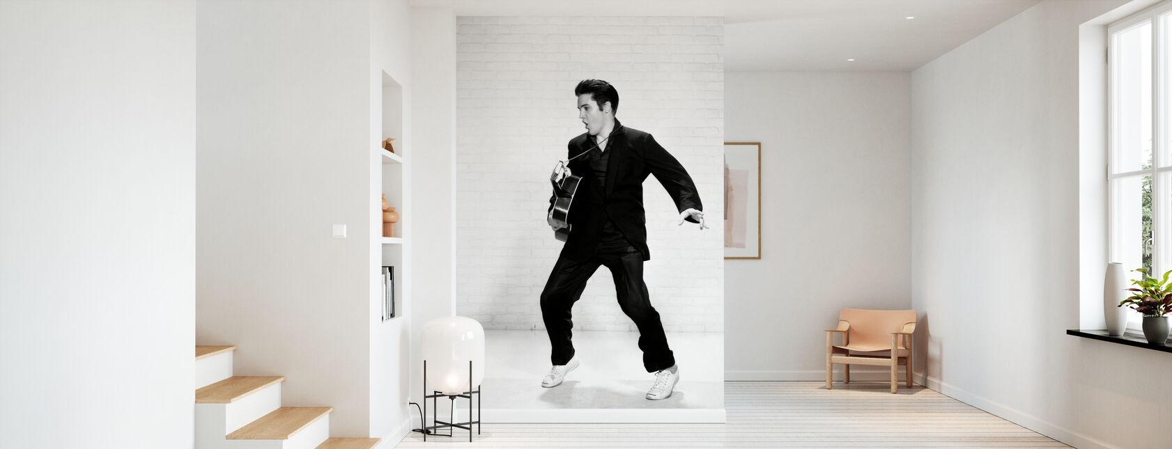 Elvis Presley - Wallpaper - Hallway