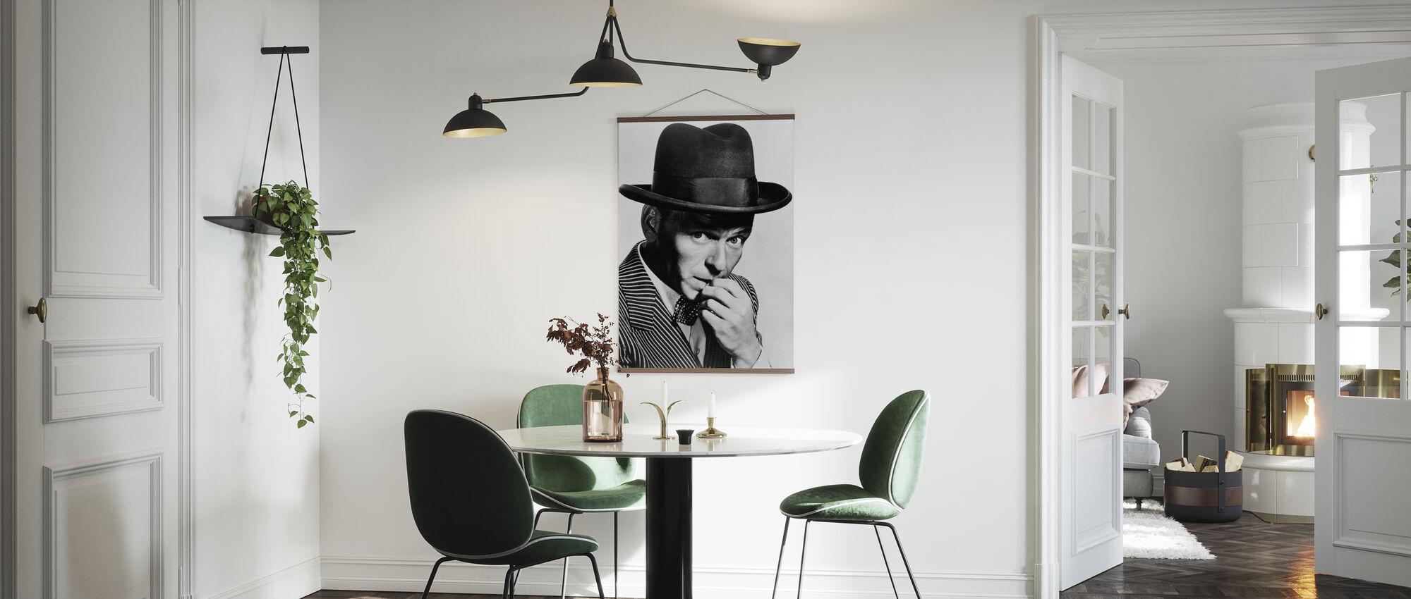 Frank Sinatra i killar och dockor - Poster - Kök