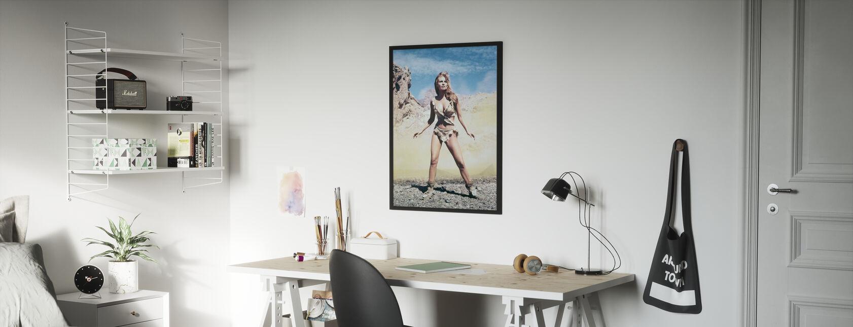 Raquel Welch w milionie lat B. - Plakat - Pokój dziecięcy