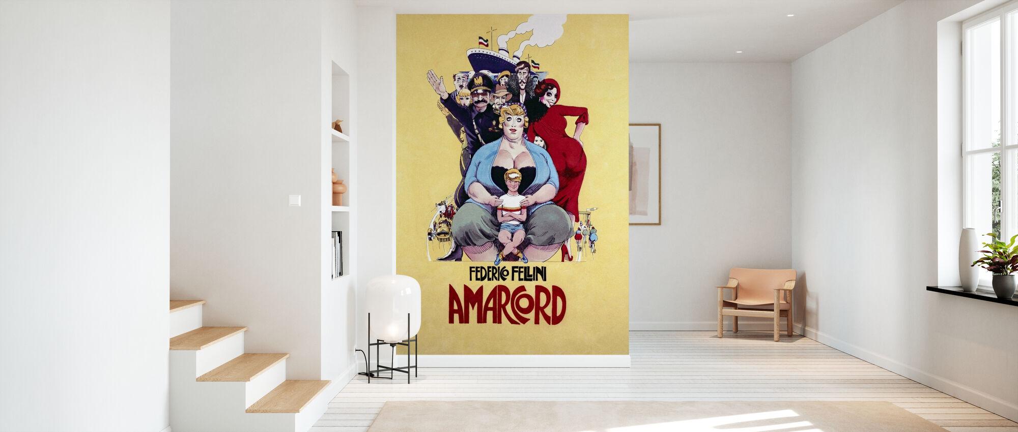 Amarcord - Wallpaper - Hallway