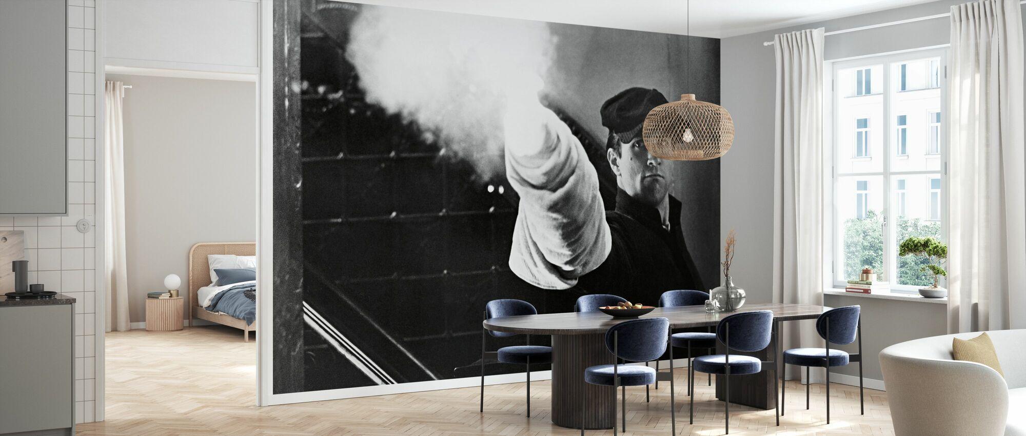 Robert De Niro in the Godfather Part II - Wallpaper - Kitchen