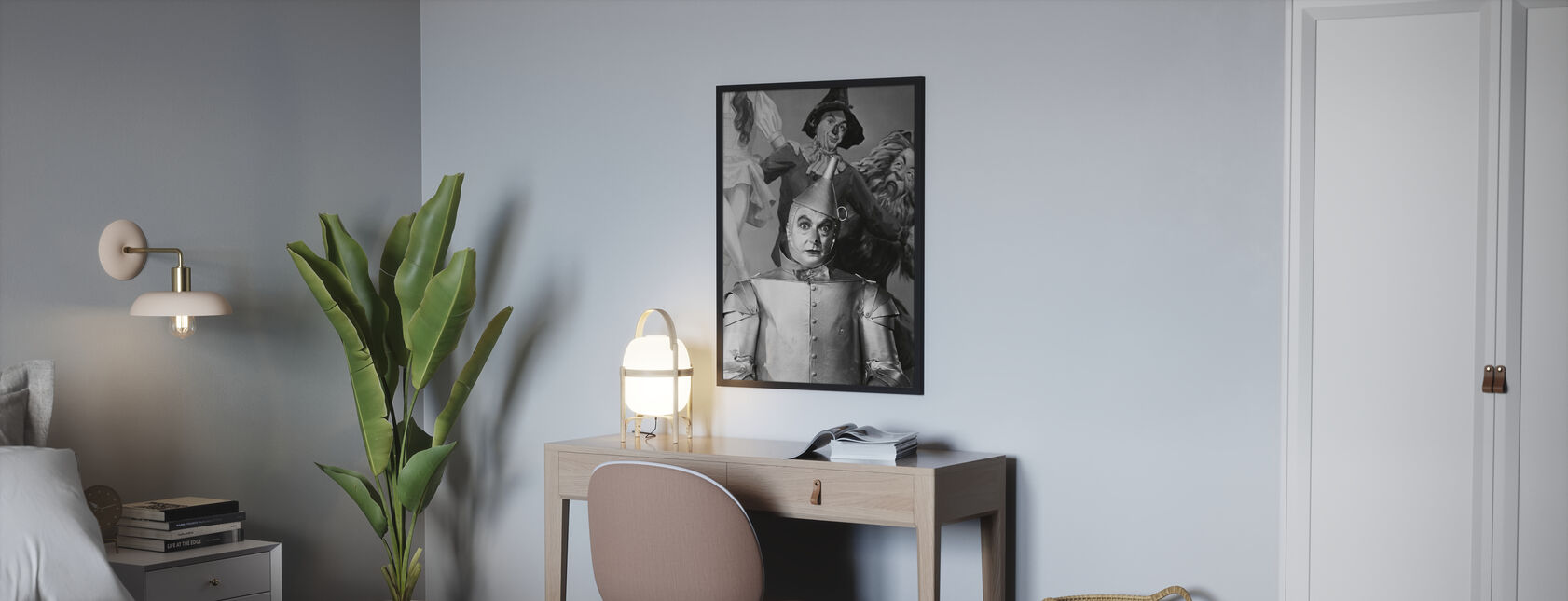 Jack Haley in the Wizard of Oz - Poster - Bedroom