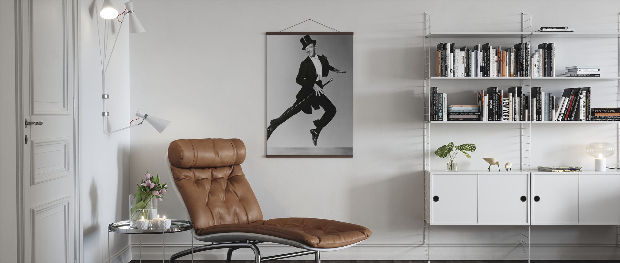 Fred Astaire - Poster - Living Room